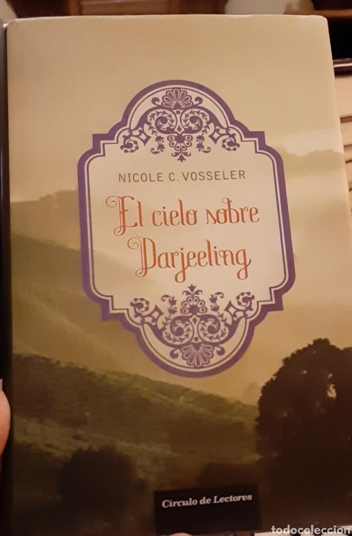 LIBROS EL CIELO SOBRE DARJEELING (Libros Nuevos - Literatura - Narrativa - Novela Romántica)