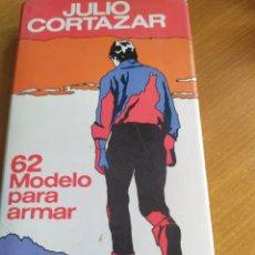 Libros: 62 MODELO PARA ARMAR. Lote 194488323