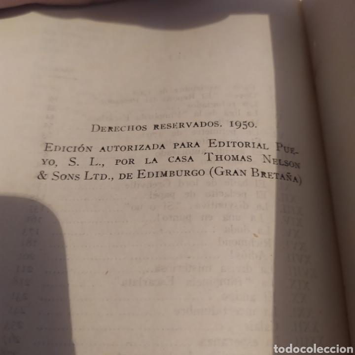 Libros: La pinpinela escarlata editorial pueyo 1950.primer edicion. - Foto 4 - 198047082