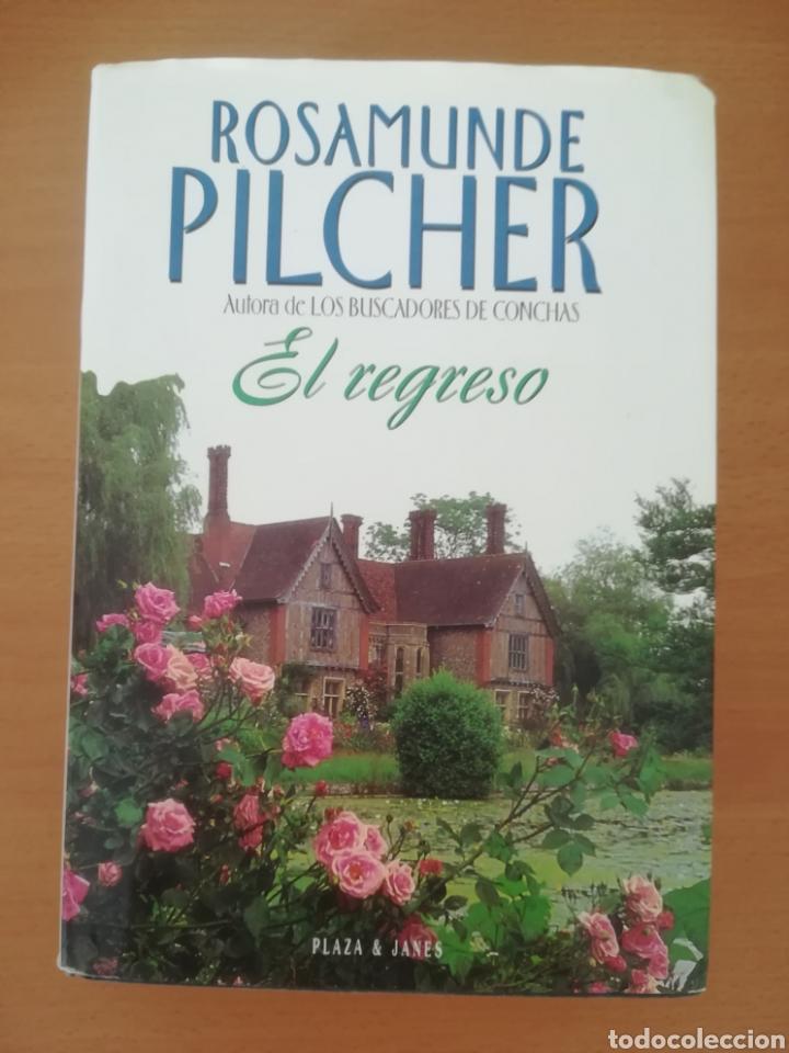 LIBRO EL REGRESO (Libros Nuevos - Literatura - Narrativa - Novela Romántica)