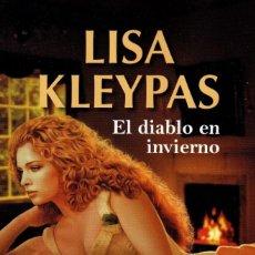 Libros: EL DIABLO EN INVIERNO DE LISA KLEYPAS - PENGUIN RANDOM HOUSE, 2019 (NUEVO). Lote 198786160
