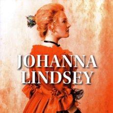 Libros: CORAZON INDOMITO DE JOHANNA LINDSEY - PENGUIN RANDOM HOUSE, 2019 (NUEVO). Lote 198790353