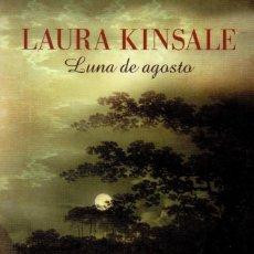 Libros: LUNA DE AGOSTO DE LAURA KINSALE - PENGUIN RANDOM HOUSE, 2019 (NUEVO). Lote 198801650