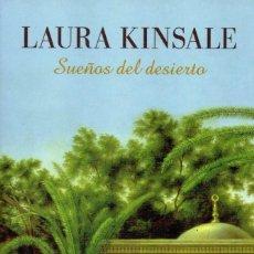 Libros: SUEÑOS DEL DESIERTO DE LAURA KINSALE - PENGUIN RANDOM HOUSE, 2019 (NUEVO). Lote 198801716