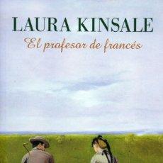 Libros: EL PROFESOR DE FRANCES DE LAURA KINSALE - PENGUIN RANDOM HOUSE, 2019 (NUEVO). Lote 198801803