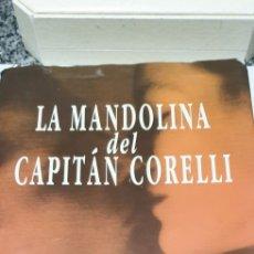 Libros: LA MANDOLINA DEL CAPITÁN CORELLI. LOUIS DE BERNIERES. Lote 200027656