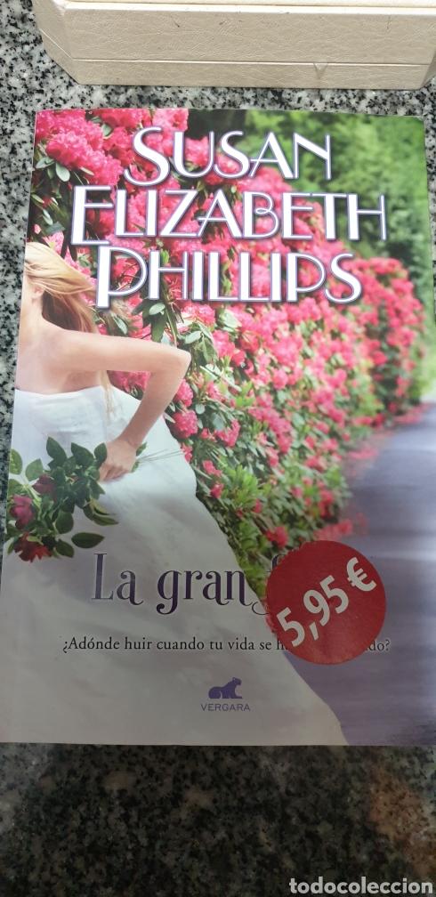 LA GRAN FUGA . SUSAN ELIZABETH PHILIPS (Libros Nuevos - Literatura - Narrativa - Novela Romántica)