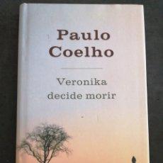 Libros: VERONIKA DECIDE MORIR., PAULO COELHO. Lote 201486641