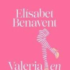 Libros: VALERIA EN BLANCO Y NEGRO (SAGA VALERIA 3). Lote 204144371