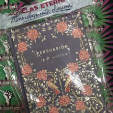 Libros: NOVELAS ETERNAS PERSUASIÓN JANE AUSTEN. Lote 206202698