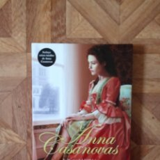 Libros: ANNA CASANOVAS - TE DI MI ALMA. Lote 209196971