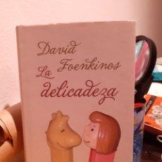 Libros: LA DELICADEZA-DAVID FOEKINOS. Lote 209922607