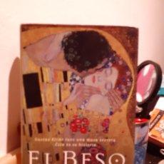 Libros: EL BESO-ELIZABETB HICKEY. Lote 209923045