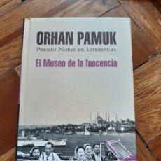 Livres: EL MUSEO DE LA INOCENCIA. ORHAN PAMUK. TAPA DURA. MONDADORI. Lote 210056448