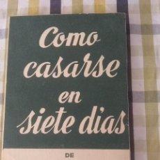 Libros: LIBRO. Lote 210524510