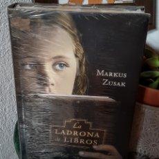 Libros: LA LADRONA DE LIBROS. Lote 212357673