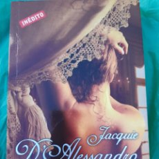 Libros: UN ROMANCE IMPOSIBLE JACQUIE D'ALESSANDRO. Lote 215193652