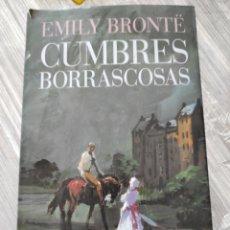 Libros: CUMBRES BORRASCOSAS. EMILY BRONCE. CÍRCULO LECTORES.. Lote 218102016