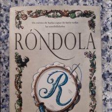 Libros: RONDOLA. SOFÍA RHEI. Lote 218426523