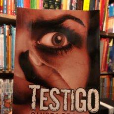 Livros: TESTIGO SANDRA BROWN. Lote 220610591