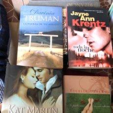 Libros: LOTE LIBROS KAT MARTIN JAYNE KRENTZ DAVINIA TRUMAN CECILIA AHERN JANE FEATHER CHRISTINA DODD. Lote 221442808