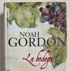 """Libros: FAMOSA NOVELA DE NOAH GORDON """"LA BODEGA"""". Lote 221607230"""