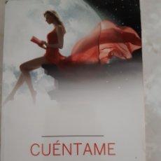 Livres: CUENTAME ESTA NOCHE.MEGAN MAXWELL. Lote 231017545