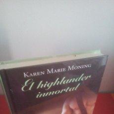Libros: EL HIGHLANDER INMORTAL - KAREN MARIE MONING - PRECINTADO - RBA. Lote 231823975