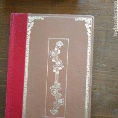 Libros: MAGNÍFICAED.LA DAMA JOVEN. EMILIA PARDO BAZÁN. REPRODUCCIÓN DEL ORIGINAL. ENCUADERNACIÓN HOLANDESA.. Lote 241234575