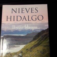 Libros: BREZO BLANCO. Lote 241951105