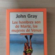 Libros: LOS HOMBRES SON DE MARTE, LAS MUJERES DE VENUS. Lote 242381440