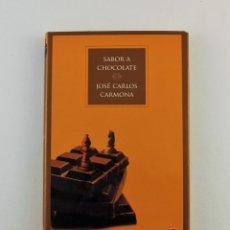 Libros: SABRO A CHOCOLATE. Lote 242966810