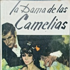 Libros: LA DAMA DE LAS CAMELIAS, ALEJANDRO DUMAS (HIJO) - 1971 - DEBOLSILLO, BUEN ESTADO. Lote 247179180