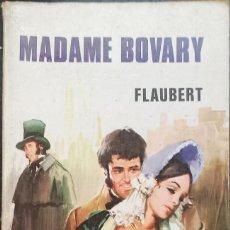 Libros: MADAME BOVARY, FLAUBERT - VERSIÓN J. RIBERA - 1971 - TAPA BLANDA - DE BOLSILLO. Lote 247234810