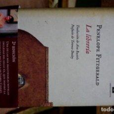 Libros: FITZGERALD PENELOPE.LA LIBRERIA.TR. DE ANA BUSTELO.POSTFACIO DE TERENCE DOOLEY.. Lote 254367980