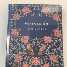 Libros: NOVELA PERSUASIÓN DE JANE AUSTEN - NUEVA. Lote 256153130