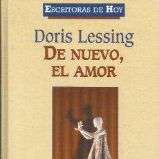 Libros: DE NUEVO, EL AMOR / DORIS LESSING. Lote 263059195