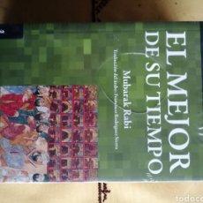 Libros: EL MEJOR DE SU TIEMPO. 4 VOL.. Lote 263077510