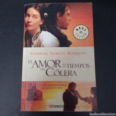 Libros: EL AMOR EN LOS TIEMPOS DE CÓLERA , GABRIEL GARCIA MARQUEZ , BEST SELLER. Lote 267094824