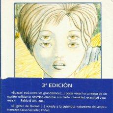 Libros: UN AMOR / DINO BUZATTI.. Lote 267396004