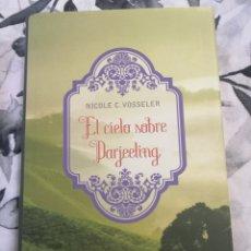 Libros: EL CIELO SOBRE DARJEELING. NICOLE C. VOSSELER.. Lote 272298008