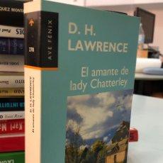Libros: D. H. LAWRENCE - EL AMANTE DE LADY CHATTERLEY. Lote 277046273