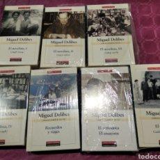 Libros: MIGUEL DELIBES EL NOVELISTA. Lote 277530288