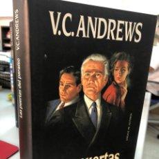 Libros: V. C. ANDREWS LAS PUERTAS DEL PARAISO. Lote 282212508