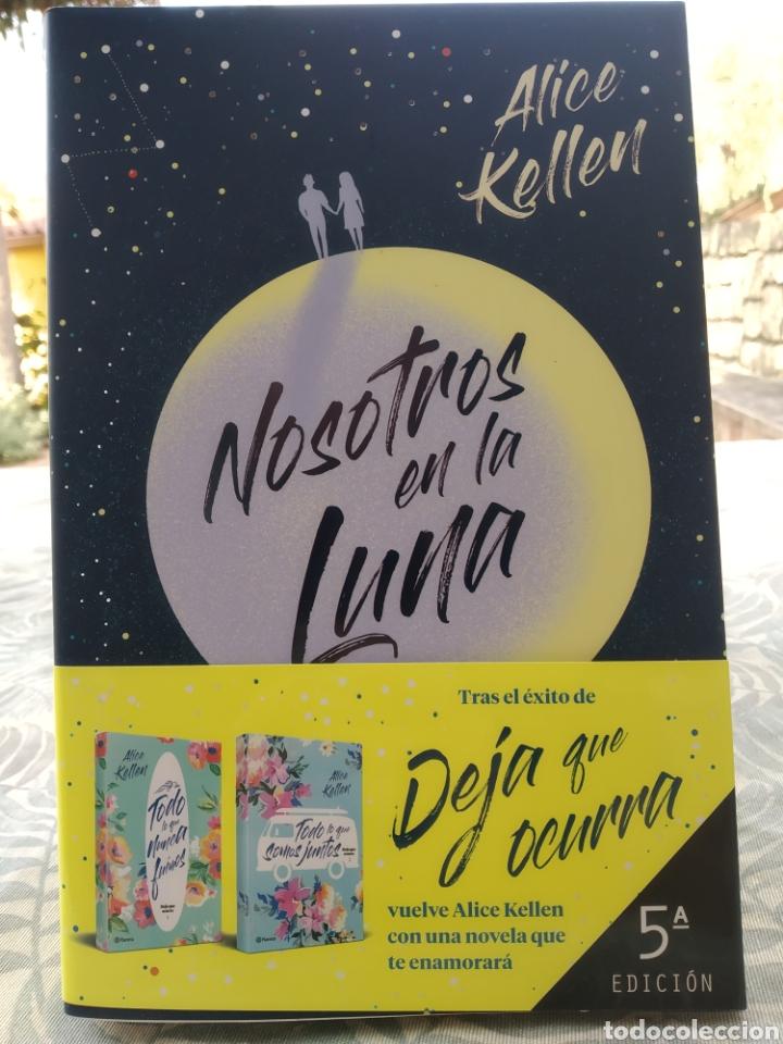 NOSOTROS EN LA LUNA ALICE KELLEN (Libros Nuevos - Literatura - Narrativa - Novela Romántica)