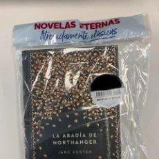 Libros: NOVELAS ETERNAS LA ABADÍA DE NORTHANGER - JANE AUSTEN. Lote 287367018