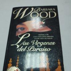 Libros: LAS VIRGENES DEL PARAISO. Lote 287910263