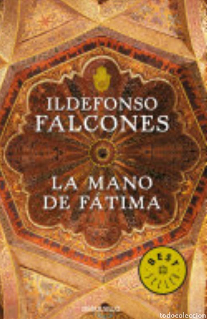 LA MANO DE FATIMA (Libros Nuevos - Literatura - Narrativa - Novela Romántica)