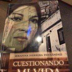 Libros: CUESTIONANDO MI VIDA. Lote 288222153