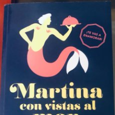 Libros: ELISABET BENAVENT: MARTINA CON VISTAS AL MAR. Lote 295548018